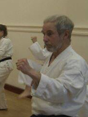 Karate for Seniors