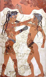 Martial Arts From The Ancient World